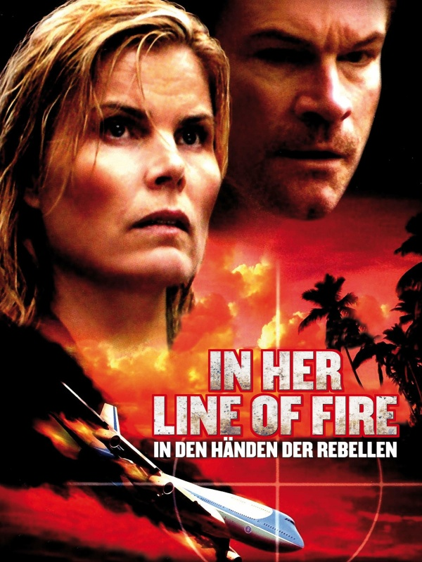 In Her Line of Fire 2006 720p WEB-HD Dual Audio Hindi 900MB