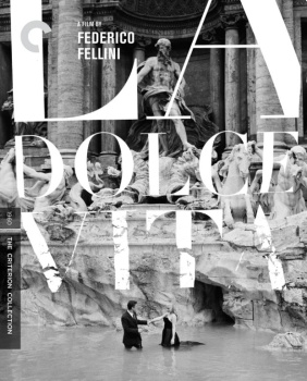 La dolce vita (1960) [Criterion Collection] Full Blu-Ray 44Gb AVC ITA LPCM 1.0