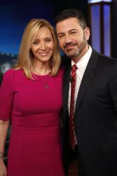 Lisa Kudrow - Jimmy Kimmel Live: January 24th 2018