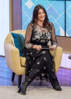 Lisa Snowdon -                  ''This Morning'' Show London January 2nd 2017.