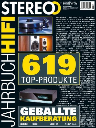 Stereo  Hifi Jahrbuch (2018)