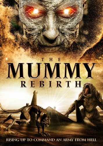 The Mummy Rebirth 2020 BRRip XviD AC3-EVO