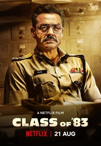 Class of 83 (2020) 1080p WEB-DL AVC DD5 1 [Multi Audio][Hindi+Telugu+Tamil+English]
