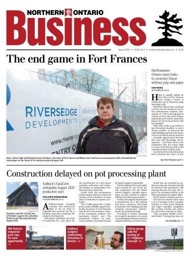 Northern Ontario Business  January (2020)