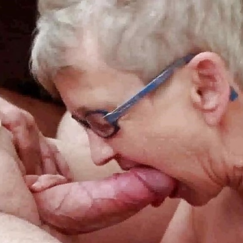 Young guy and mature woman