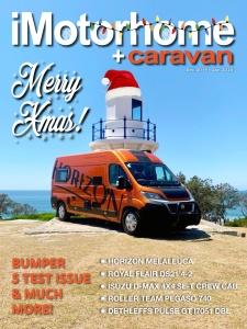 iMotorhome  Caravan - December (2019)