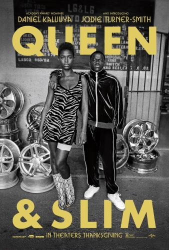 Queen and Slim 2019 HDRip XViD AC3-ETRG