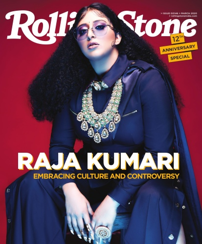 Rolling Stone India - March (2020)