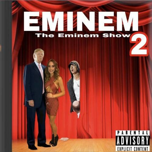 EMINEM   THE EMINEM SHOW 2 Rap (2020)
