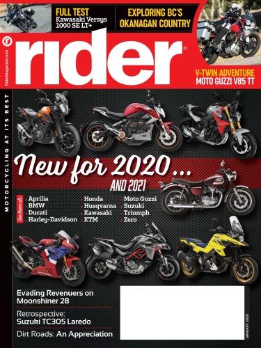 Rider Magazine - January (2020)