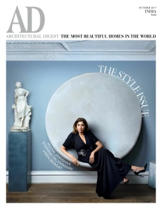AD Architectural Digest India  October-November (2017)