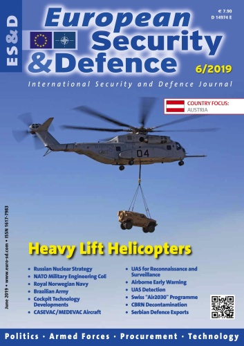 European Security and Defence - June (2019)