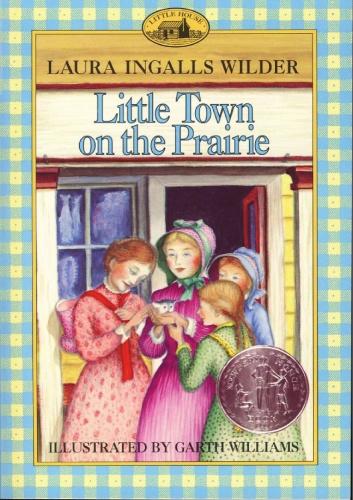 Laura Ingalls Wilder - [Little House 07] - Little Town on the Prairie