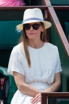 Hilary Swank -                                 French Open Roland Garros Paris June 9th 2018.