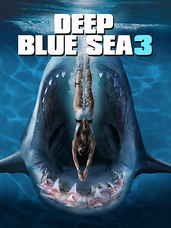 Deep Blue Sea 3 (2020) [Cover] - Gdrivemovie.id