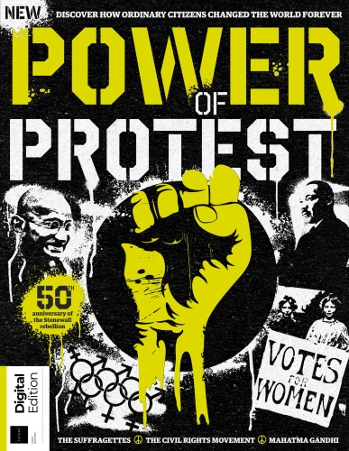 All About History Power of Protest Ed1 (2019)