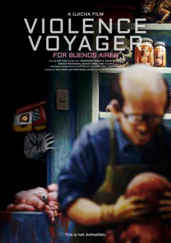 Violence Voyager 2018 DUBBED 1080p WEBRip x264-RARBG