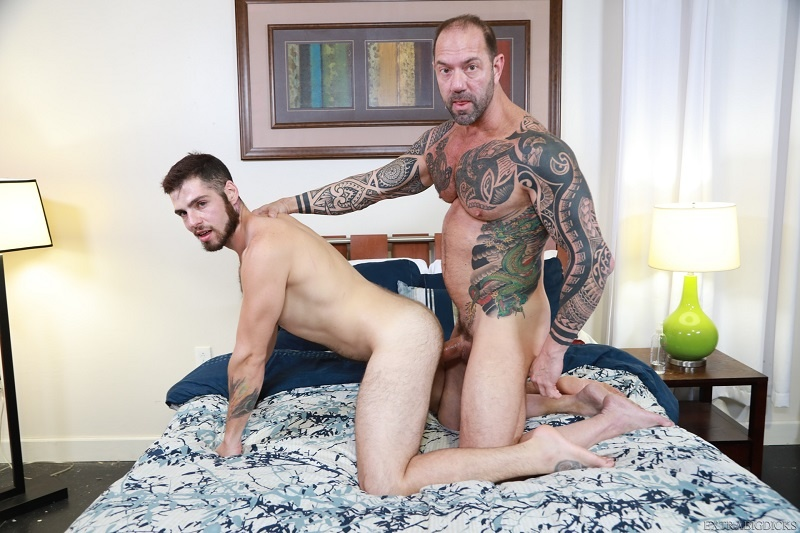 PrideStudios: Vic Rocco, Jack Winters – Taking It Deep (Bareback)