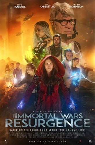 The Immortal Wars (2018) 720p BluRay x264 ESubs [Dual Audio] [Hindi+English] -=!Dr STAR!=-
