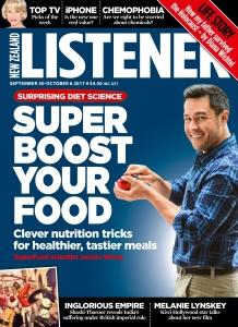 New Zealand Listener  September 30 (2017)