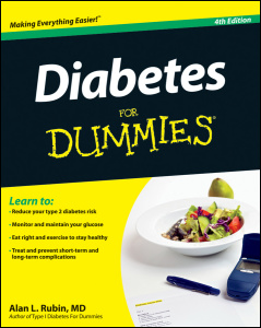 Diabetes For Dummies, 4th edition
