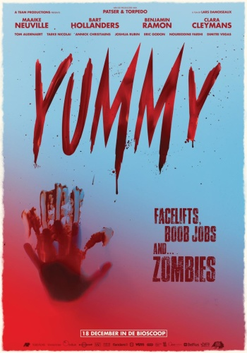 Yummy 2019 720p HDRip x264 [Dual Audio][Hindi+English]-1XBET