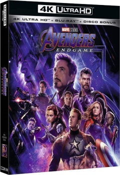 Avengers: Endgame (2019) Full Blu-Ray 4K 2160p UHD HDR 10Bits HEVC ITA JAP DD Plus 7.1 ENG TrueHD 7.1