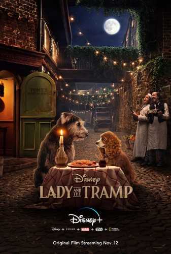 Lady and The Tramp 2019 HDR 2160p WEB H265-PETRiFiED