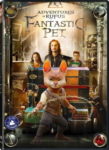 Adventures Of Rufus The Fantastic Pet 2020 720p HDRip x264 [Dual Audio][Hindi+English]-1XBET