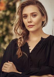 Elizabeth Olsen  -         H&M Spring 2018.