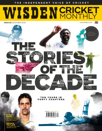 Wisden Cricket Monthly - December (2019)