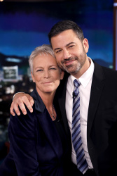 Jamie Lee Curtis - Jimmy Kimmel Live: October 10th 2018