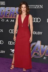 Cobie Smulders - 'Avengers: Endgame' premiere in Los Angeles 04/22/2019