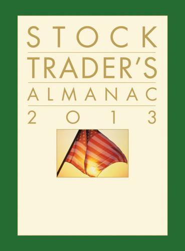 Stock Trader's Almanac 2013 Ed 9