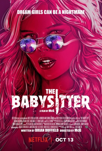 The Babysitter (2017) 1080p WEB-DL x264 DD5 1 [Dual Audio]{Hindi+English} Hammer