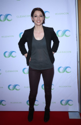 Chyler Leigh - 'Cocktails for Change' benefit in Las Vegas 04/07/18