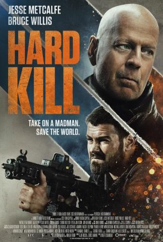 Hard Kill 2020 HDRip XviD AC3-EVO