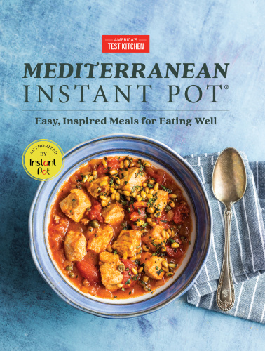 Mediterranean Instant Pot by America's Test Kitchen