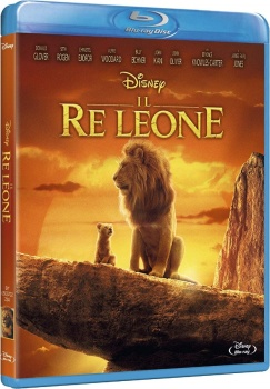 Il Re Leone (2019) Full Blu-Ray 42Gb AVC ITA GER DD Plus 7.1 ENG DTS-HD MA 7.1