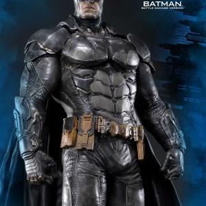 Batman : Arkham Knight - Batman Battle damage Vers. Statue (Prime 1 Studio) Mzl2c4Df_t