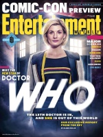 Jodie Whittaker - Entertainment Weekly 7/20/18