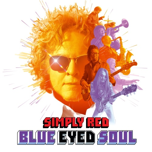 Simply Red   Blue Eyed Soul (2019)  CD