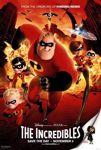 The Incredibles 2004 x264 720p Esub BluRay Dual Audio English Hindi GOPISAHI