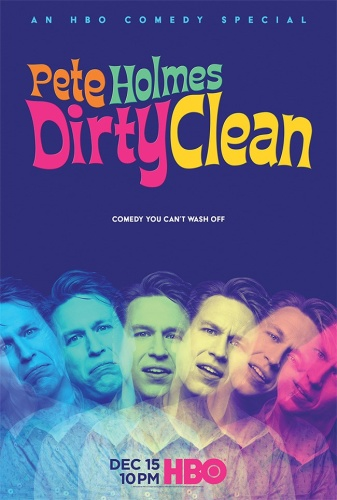 Pete Holmes Dirty Clean 2018 1080p WEBRip x264-RARBG