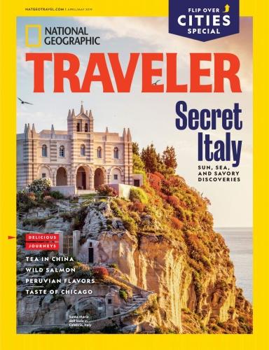 National Geographic Traveler USA 04 05 2019