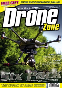 Radio Control Dronezone  Issue 12  August-September (2017)