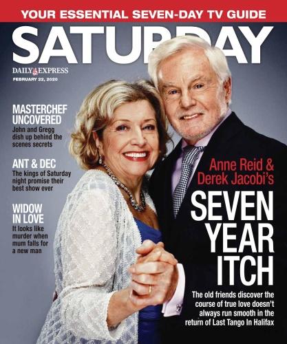 Saturday Magazine  February 22 (2020)