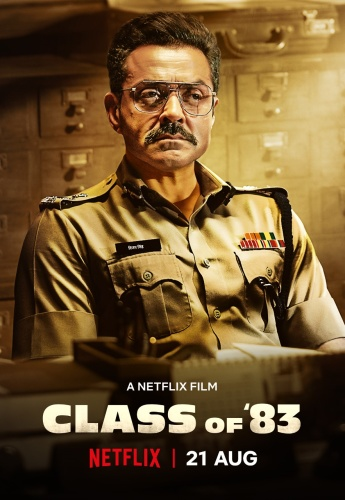 Class Of 83 (2020) 720p HDRip x264 Multi Audio DDP5 1 BWT Exclusive