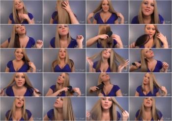 Miss Noel Knight - Beautiful Blonde Tease