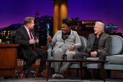 Nicole Byer - The Late Late Show with James Corden: August 15th 2019